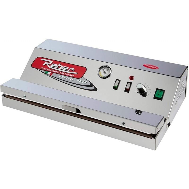 Reber vakuumatorius 9716 NEL ECOPRO 40 - INOX